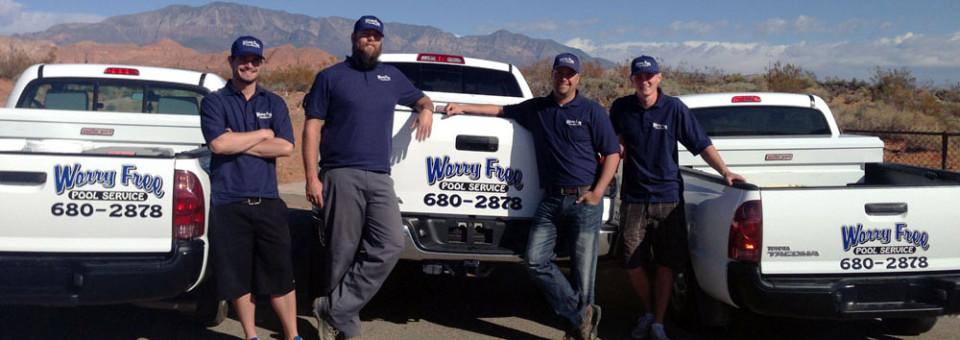 The Worry Free Crew