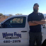 Nate - service route manager - 8 years experience